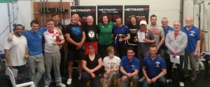 Lifters, loaders and officials at the British Power Champs 2017