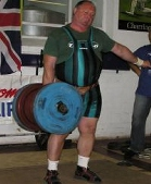 The Late George  Dick Dumbbell  Deadlift