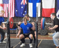 Mathew Wells - Squat