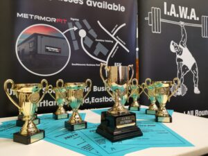 The Awards of the 2021 Southern Cup