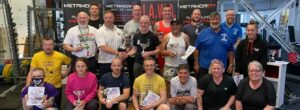 The Lifters & Officials of the 2021 British All Round Championship
